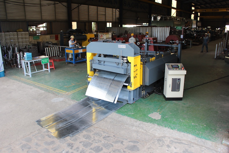 Mini Slitting & Cut to length Machine