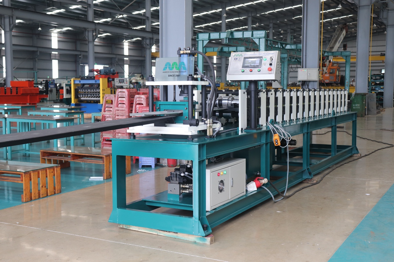 Wall Amp Ceiling Panel Roll Forming Machine Ameco Vietnam