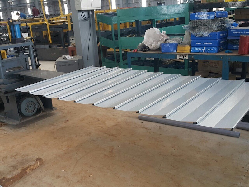 Banawe Roof & Wall Roll Forming Machine (Europe Cladding)